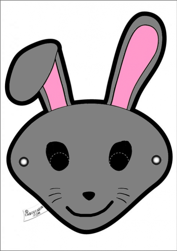 masque-lapin-gris-fonce-caboucadin