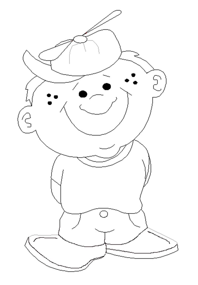 Coloriage maternelle garcon www - Coloriages garcons ...