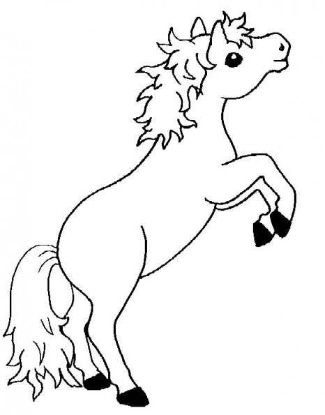 coloriage-cheval-8