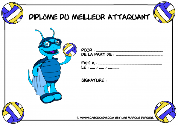 diplome-du-meilleur-attaquant-water-polo-caboucadin