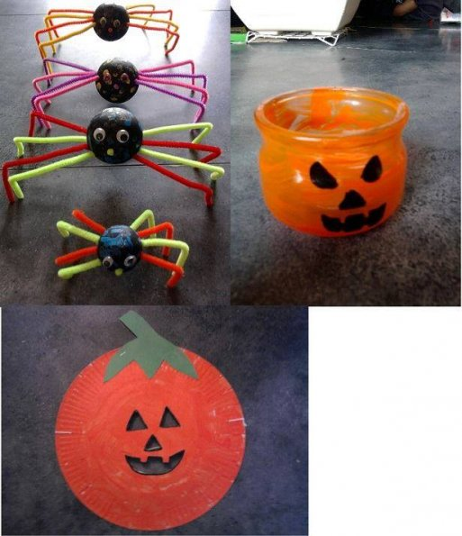 decoration-halloween-citrouille-araignee-photophore
