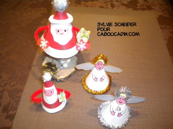 bricolage-personnages-pere-noel-ange-carton