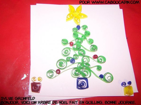 sapin-noel-quilling