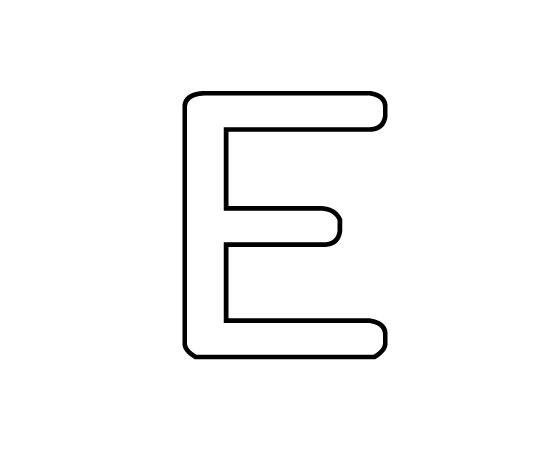 Coloriages alphabet et ab c daires pour enfants - Lettre de l alphabet en majuscule a imprimer ...