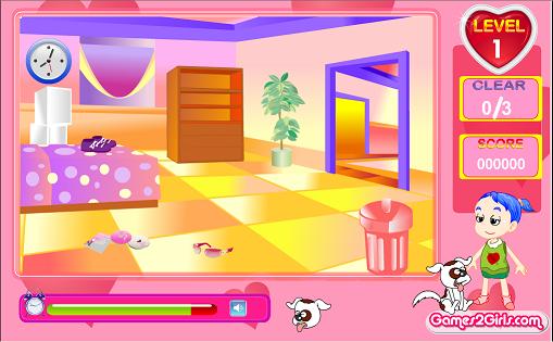 Jeux de d coration pour filles - Jeux de decoration de chambre gratuit ...
