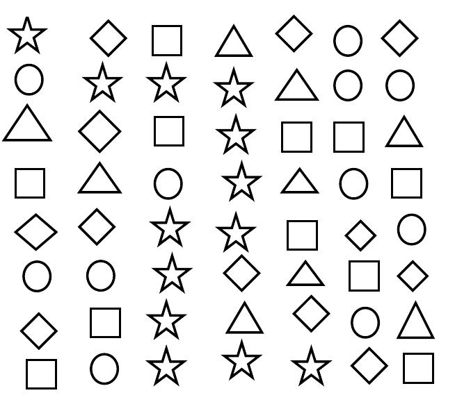 apprendre reconnaitre formes geometriques maternelle