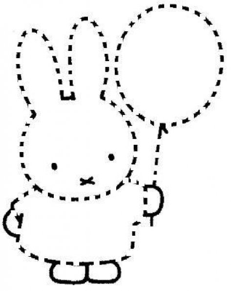coloriage-lapin